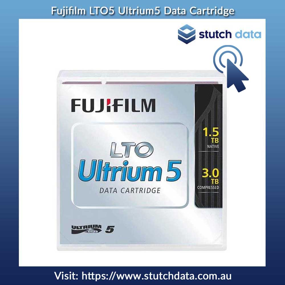 Image of Fujifilm LTO5 Ultrium5 Data Cartridge