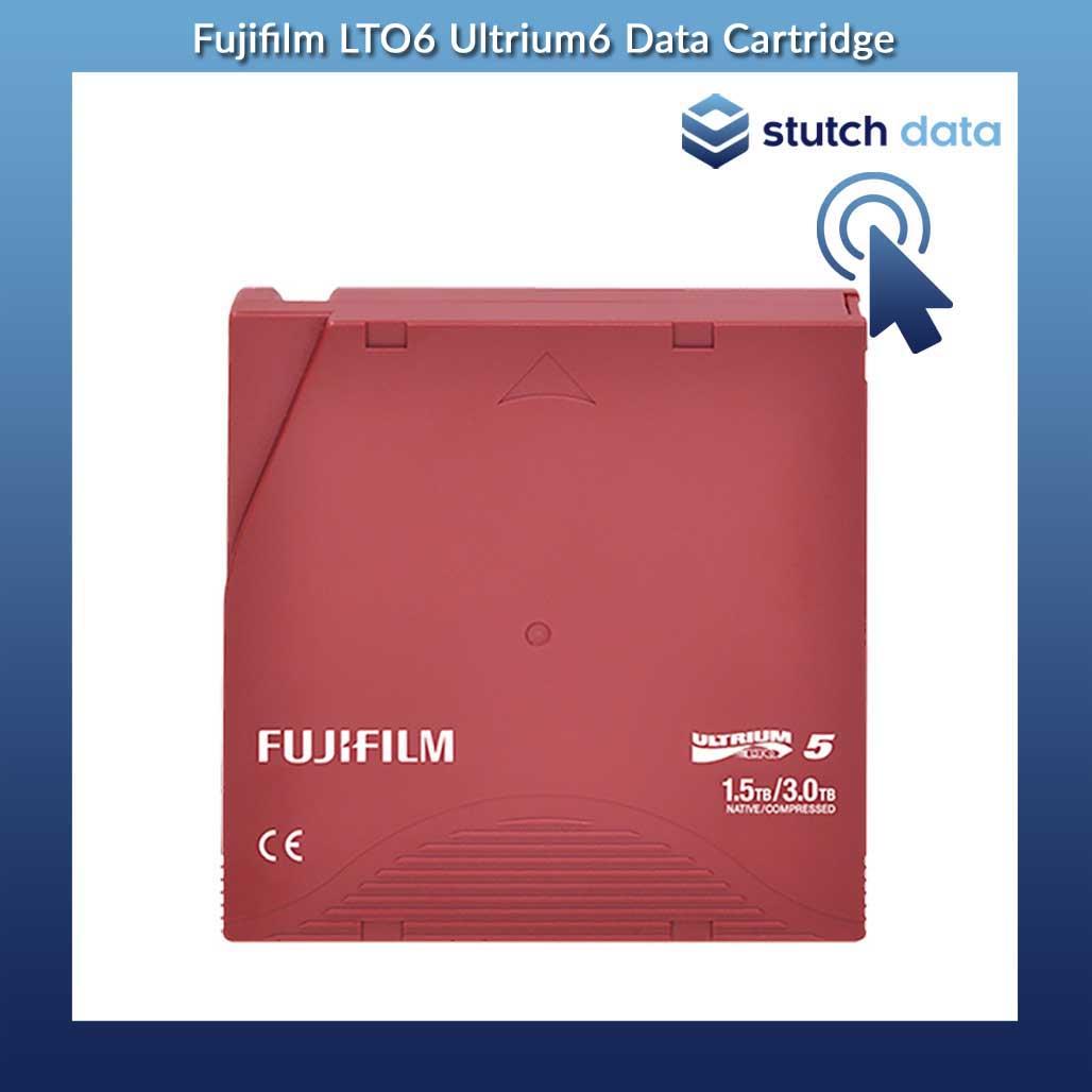Fujifilm LTO6 LTO Ultrium6 Data Cartridge