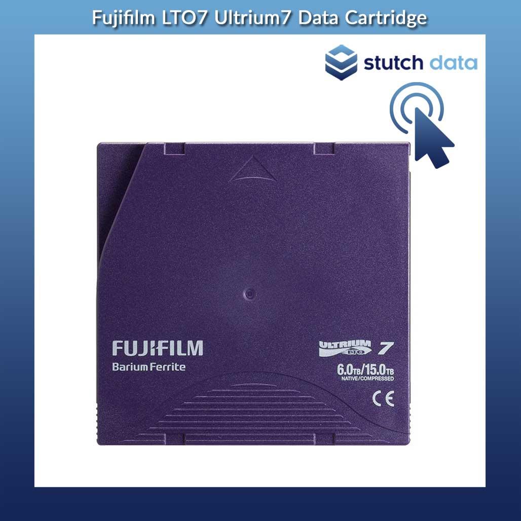 Fujifilm LTO7 Ultrium7 Data Cartridge