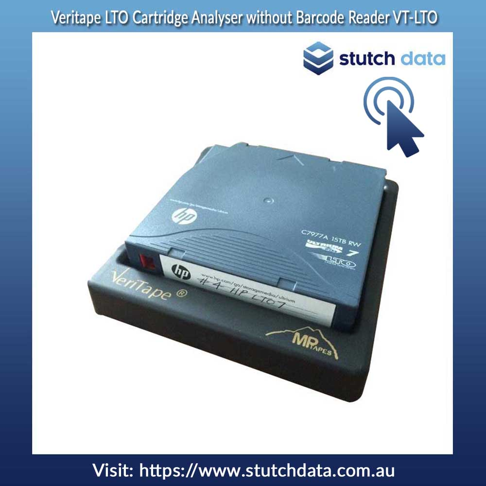 Image of Veritape LTO Cartridge Analyser without Barcode Reader VT-LTO